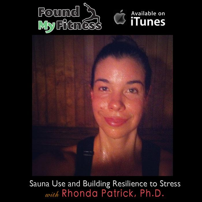 Rhonda patrick sauna