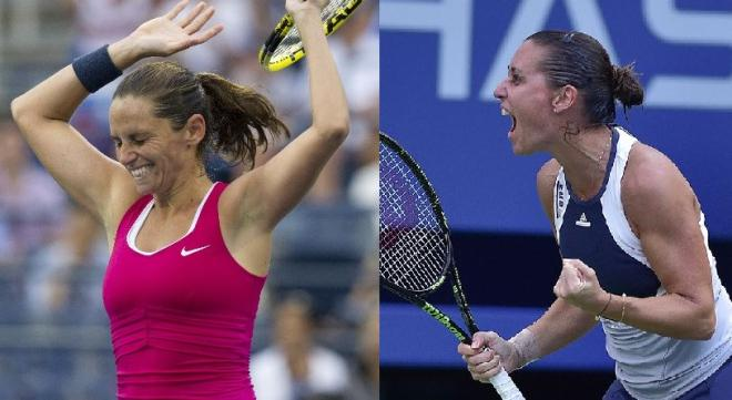 Roberta Vinci – Flavia Pennetta Streaming Tennis: come vedere la finale US Open 2015 di New York