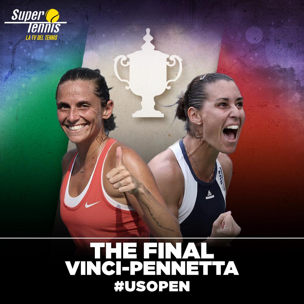 Tennis: PENNETTA-VINCI Streaming su Eurosport