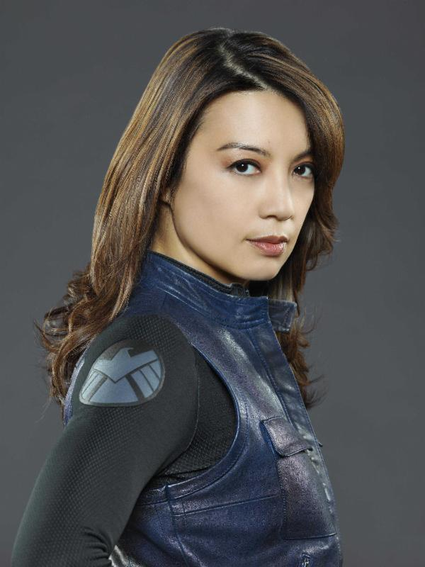 @baltimorecomics Welcomes @Marvel 's @AgentsofSHIELD 's @MingNa! http://t.co/aWIxoNlnYY http://t.co/Sb2hg8hOaZ