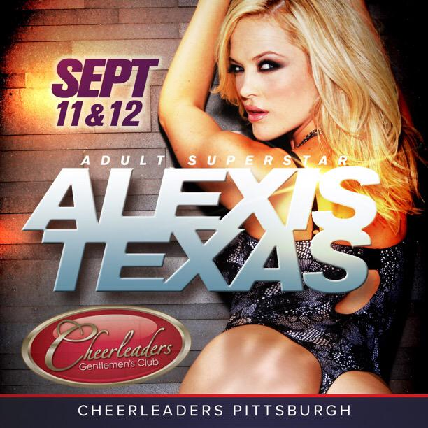 RT @Alexis_Texas: Pittsburgh Who's Ready To Watch My Big Booty On Stage Tonight ?? Come See My 2 Shows
