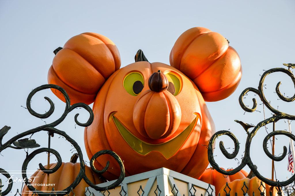 Halloween Time has arrived at @DisneylandToday! http://t.co/YVw7r7fiLN