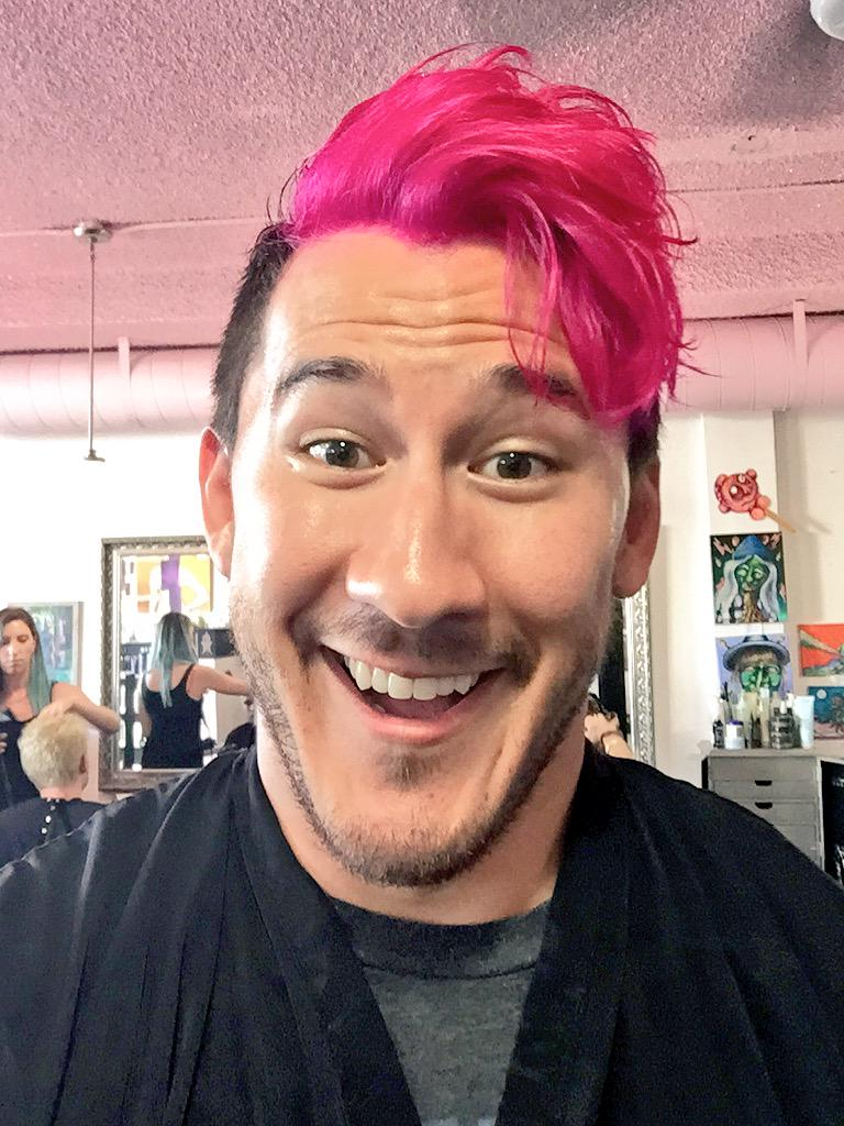 "Markiplier on Twitter: ""Pink has arrived! http://t.co ... Markiplier"