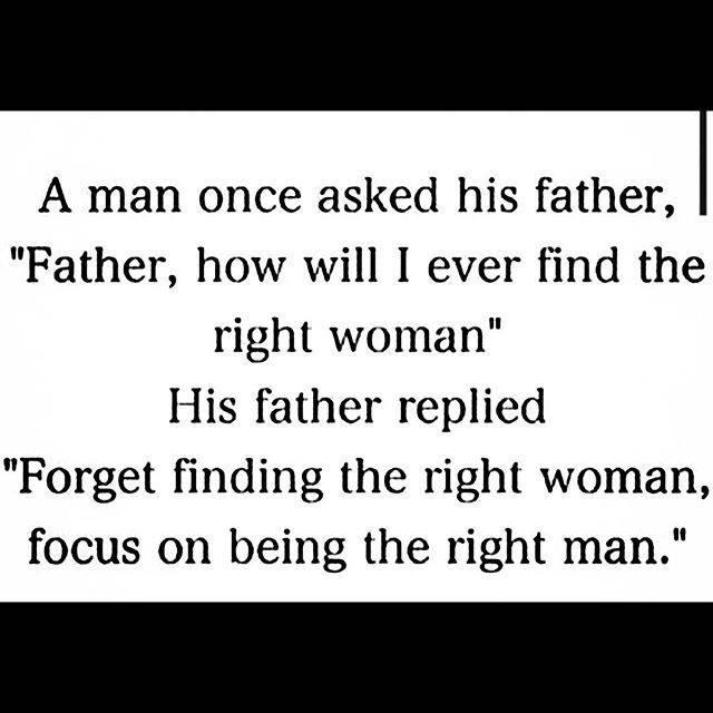 trying to be a better man