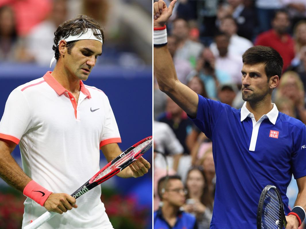 Novak Djokovic vs Roger Federer Streaming Tennis Rojadirecta: come vedere la finale US Open 2015 di New York oggi 13 settembre.