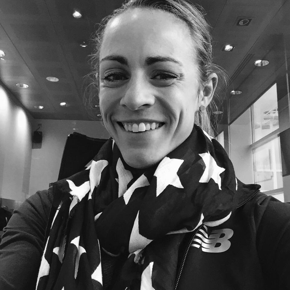 Jenny Simpson on Twitter: USA, here I come!!! Final mile