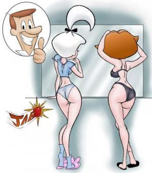 jetsons Adult cartoons