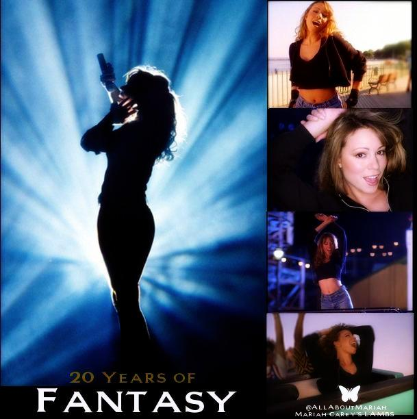 """#AllAboutMariah """"Fantasy"""" was released on September 12, 1995. @MariahCarey #20YearsOfFantasy http://t.co/sVPK9ce52W"""