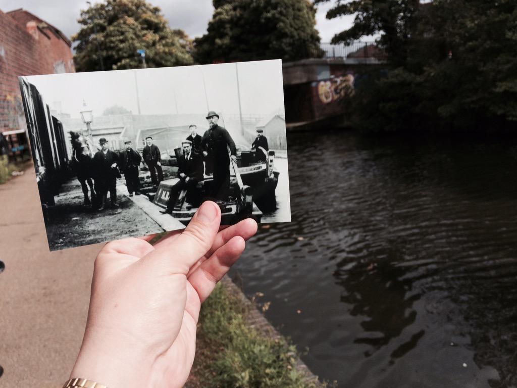 Lifford Wharf 1900 #walkingtheshroppie http://t.co/hWWH5pXL5N