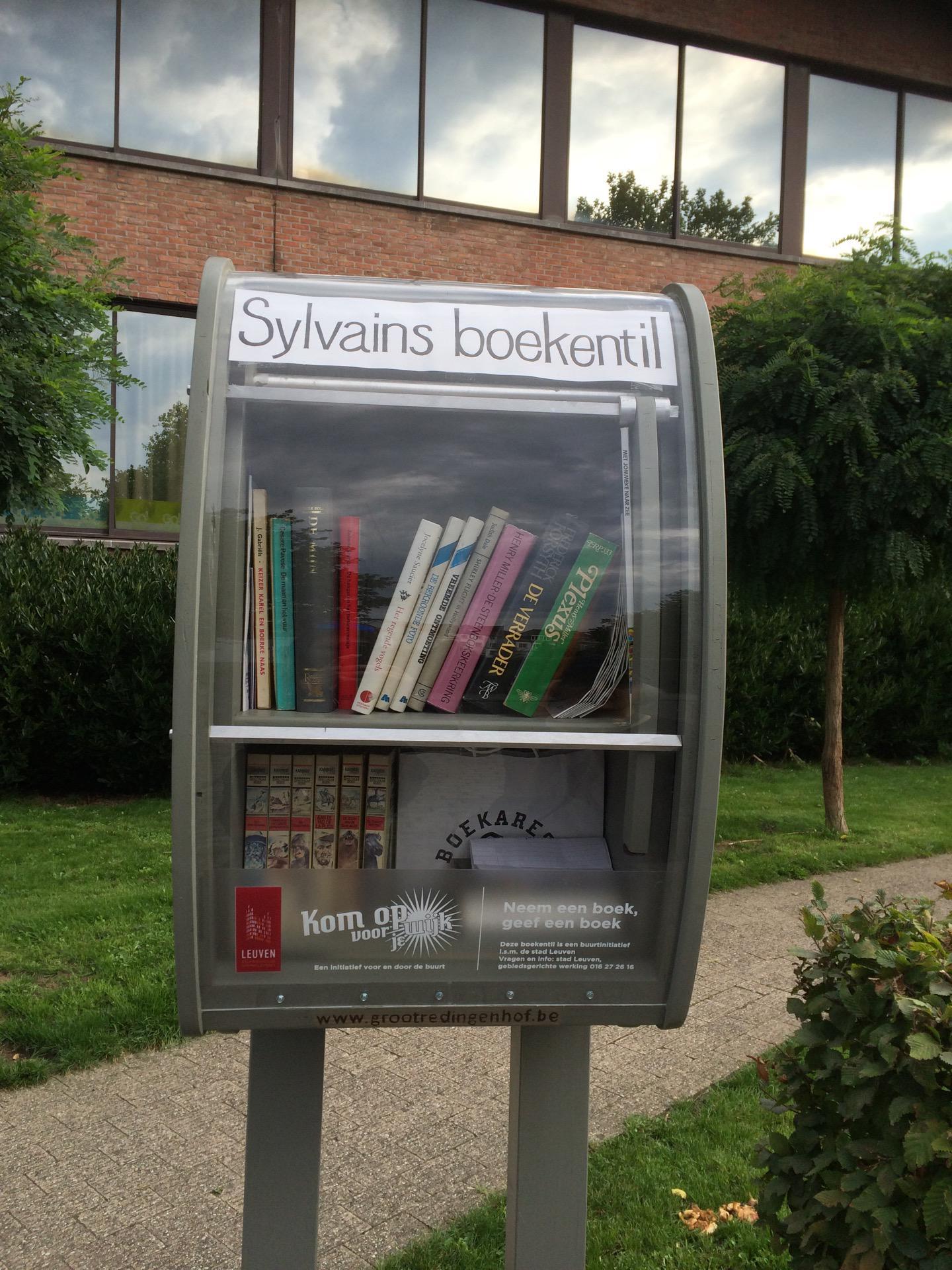 Sylvains Boekentil Leuven