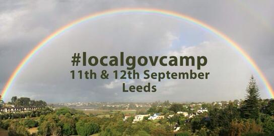 Thumbnail for #localgovcamp 2015