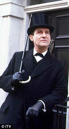 20 years ago today we lost one of the finest Sherlock Holmes ever.  RIP Jeremy Brett. x http://t.co/vv8tfyERfb