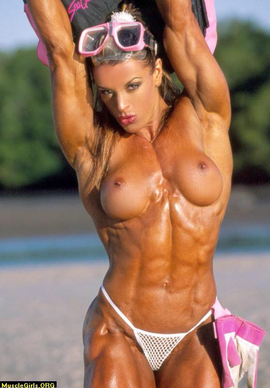 Muscle Babe Porn 103