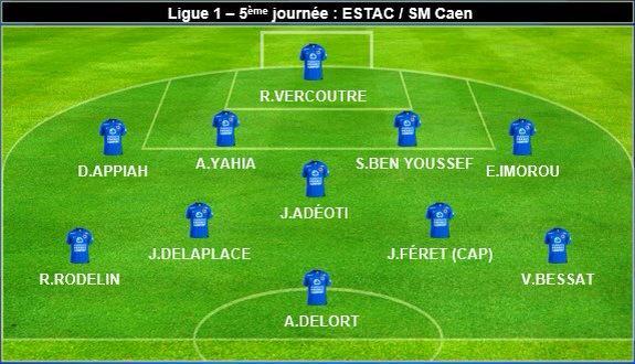 [5e journée de L1] ES Troyes AC 1-3 SM Caen  COt7WRYWUAAeXu4