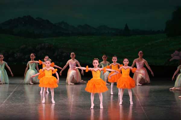 第20回発表会より「小人の花園」 #バレエ #ballet
