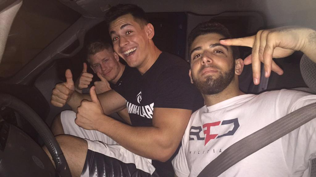 Riding out with @TeeqoFaZe @bananafone34 @FaZe_Censor http://t.co/XrP3fu4kXT