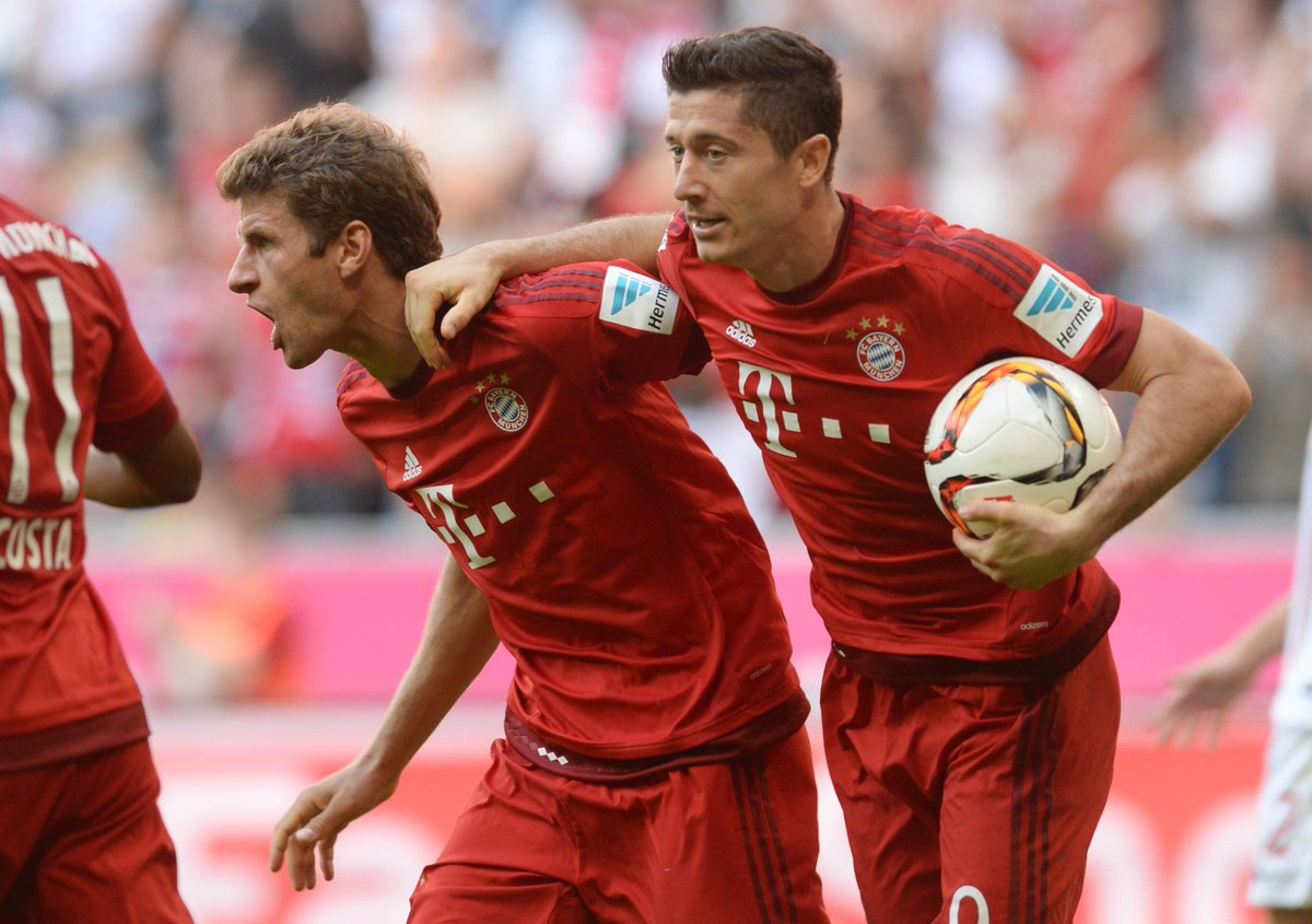 Video: Bayern Munich vs Augsburg