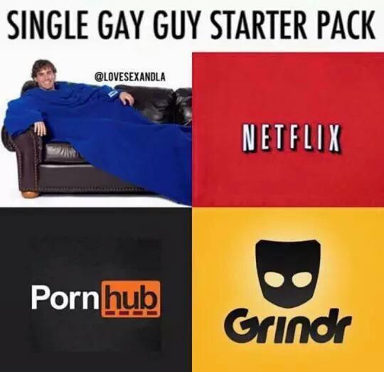 Single Gay Guy 85