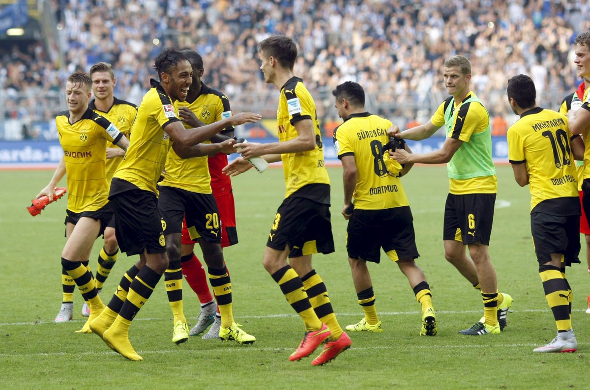 Video: Hannover 96 vs Borussia Dortmund