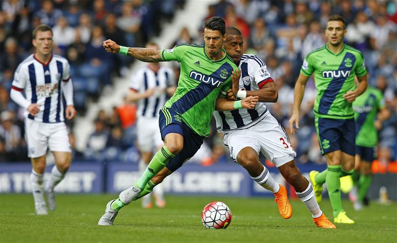 Video: West Bromwich Albion vs Southampton