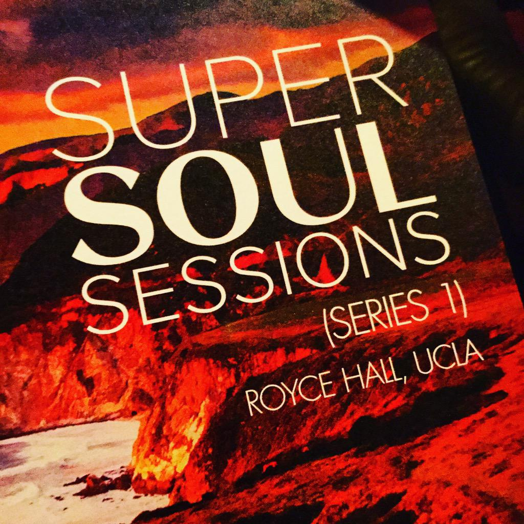 Happy day! Oprah + Amazing guests #supersoulsessions http://t.co/cNWX4DVFI8