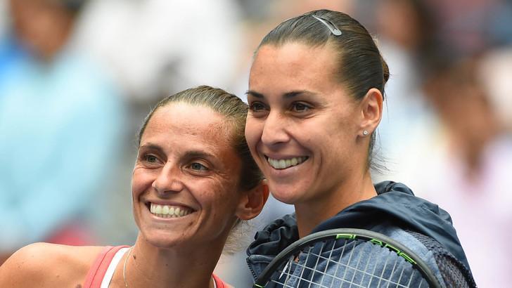 Flavia Pennetta vince il suo titolo più grande e poi annuncia il ritiro dal tennis.