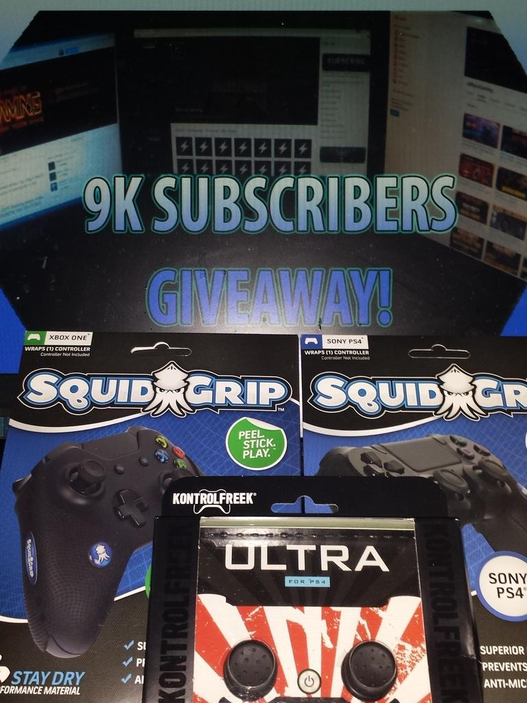 Kontrol freek giveaway winners