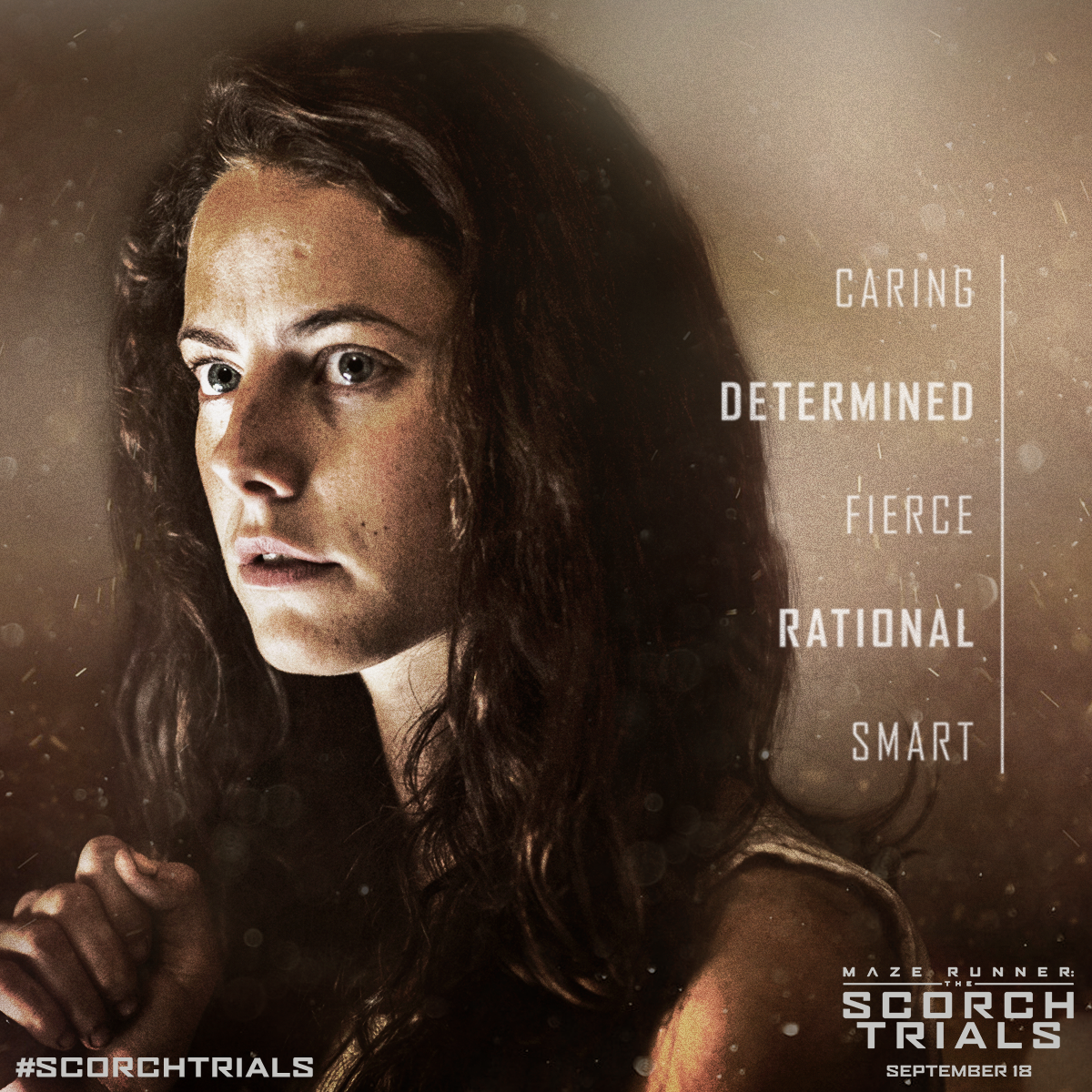 """The Scorch Trials On Twitter: """"Smart And Sustaining"""