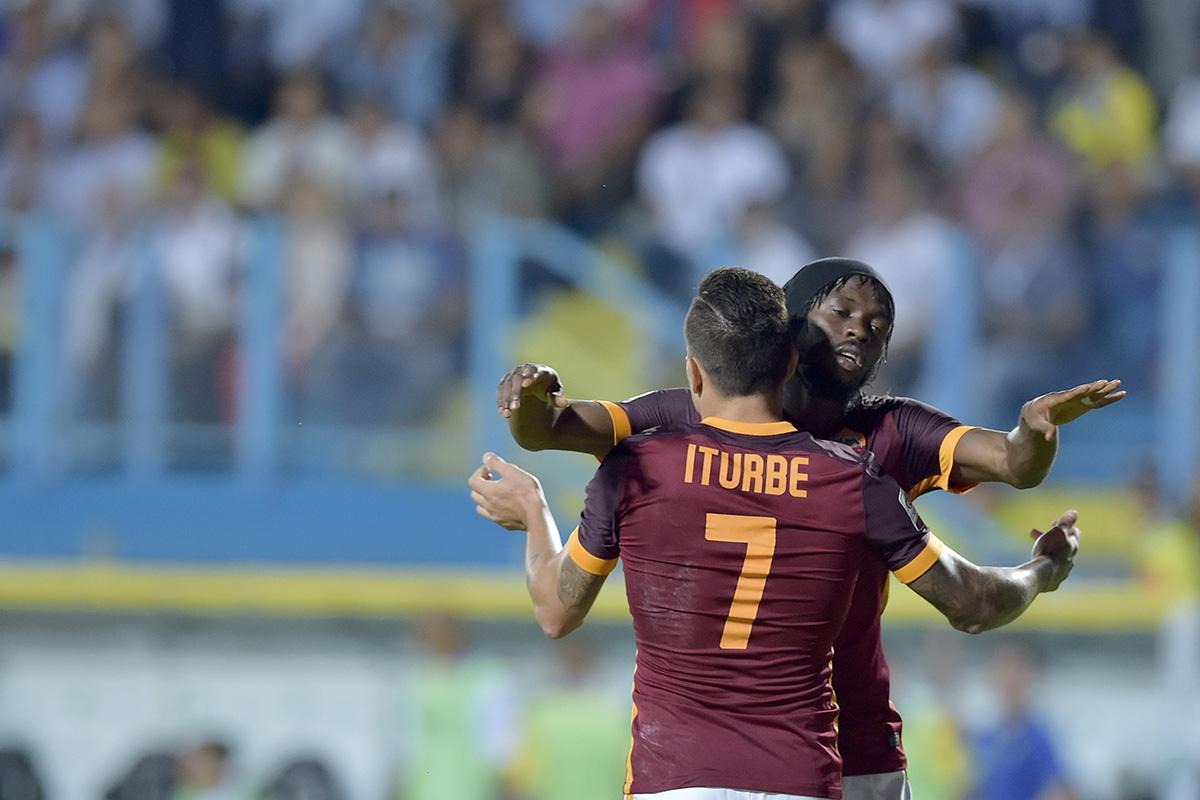 Video: Frosinone vs AS Roma