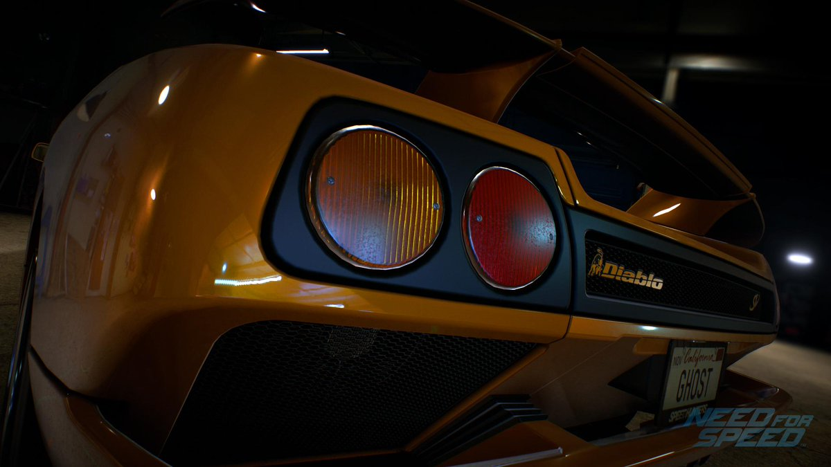 Need For Speed On Twitter The Lamborghini Diablo Sv Customize Or