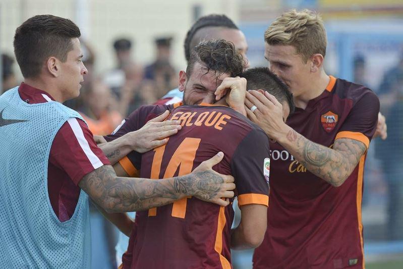 Analysis On AS Roma