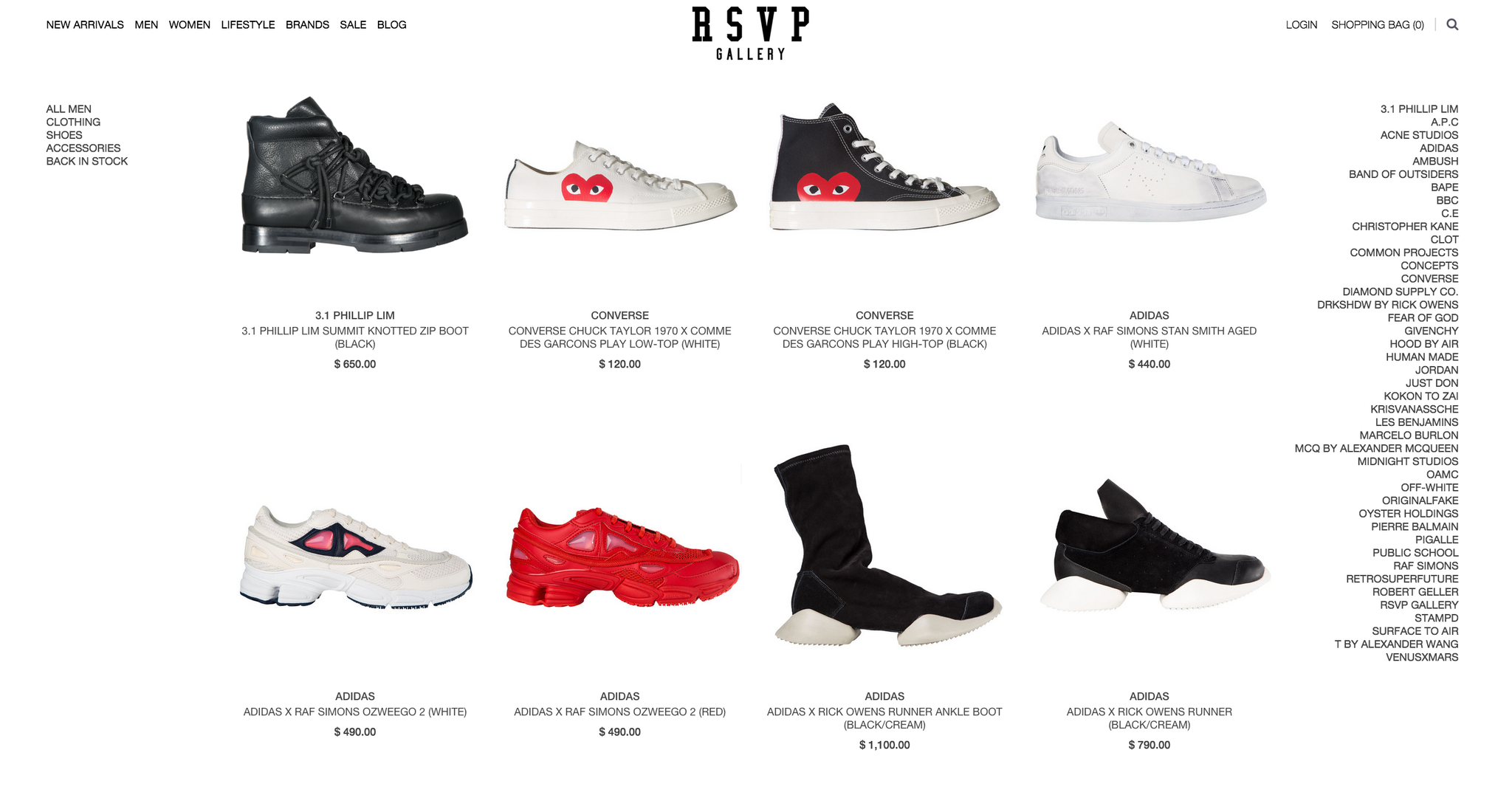 uk availability 5b302 a1771 RSVP Gallery on Twitter:
