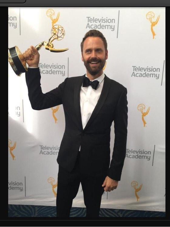 woah i just won an Emmy!! http://t.co/jVSR5U3jtI