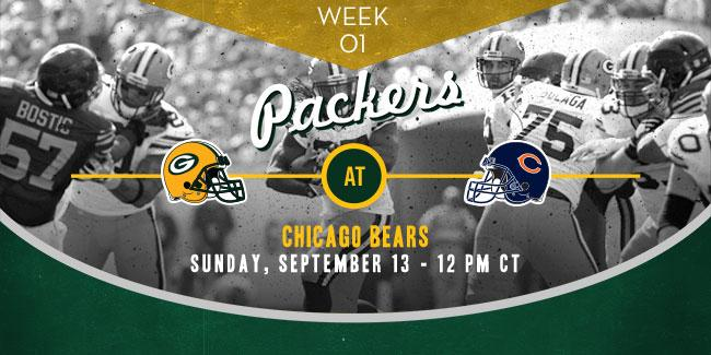 Get hyped for gameday.  #GBvsCHI Trailer: http://t.co/EP6MW2wCbW http://t.co/mGc2yfuDBB
