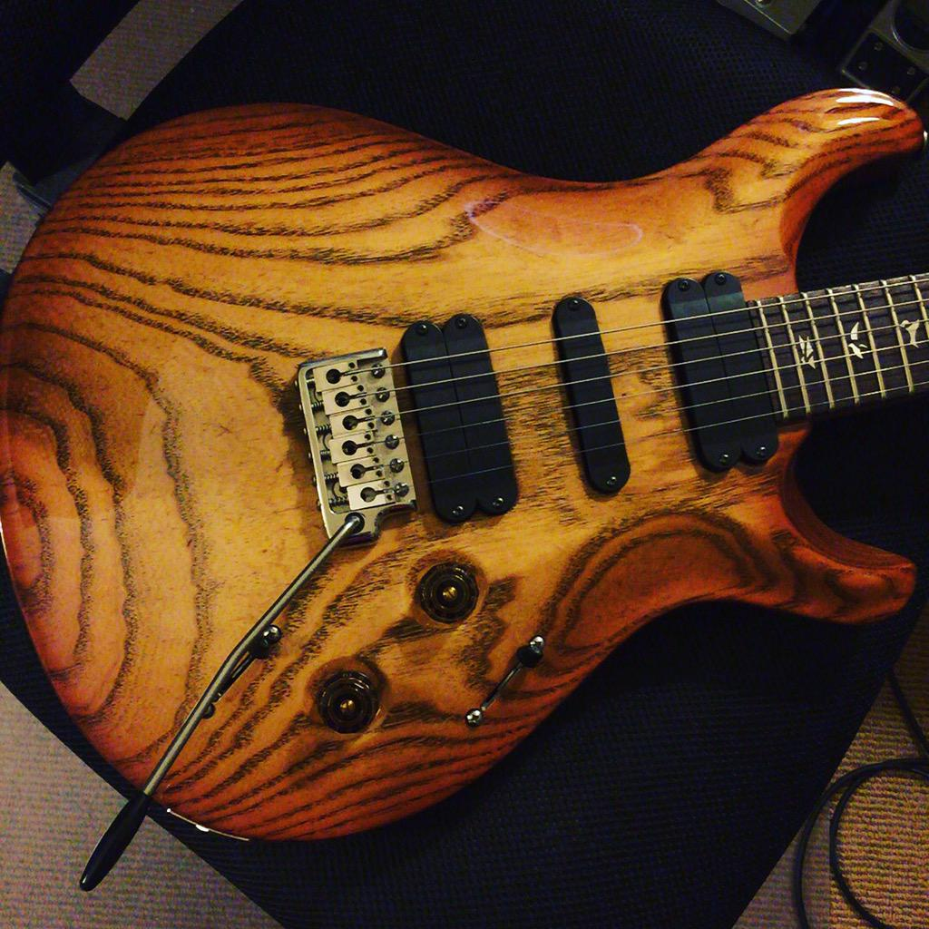 Grain!!! @prsguitars http://t.co/7UHWyqHmhy