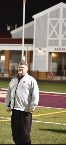 @napls_hs Senior Team member @1_covey recognized at Friday's game for service to country. #NAHSCommUNITY #thankyou http://t.co/guHoxxx0Gm