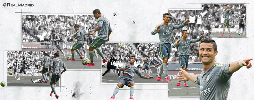 Yesterday's hat-trick was @Cristiano's 28th in La Liga.  READ: http://t.co/DDhZhWxnCV  #Cri5tiano #RMLiga #HalaMadrid