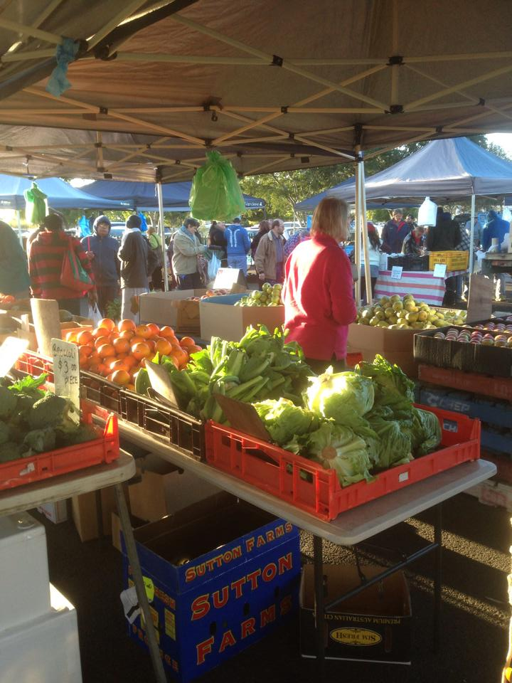 Over 30 local farmers attend the market seasonally, offering a wide variety fruit and vegetables. #ShalomMarkets http://t.co/LeyLHAWtvz