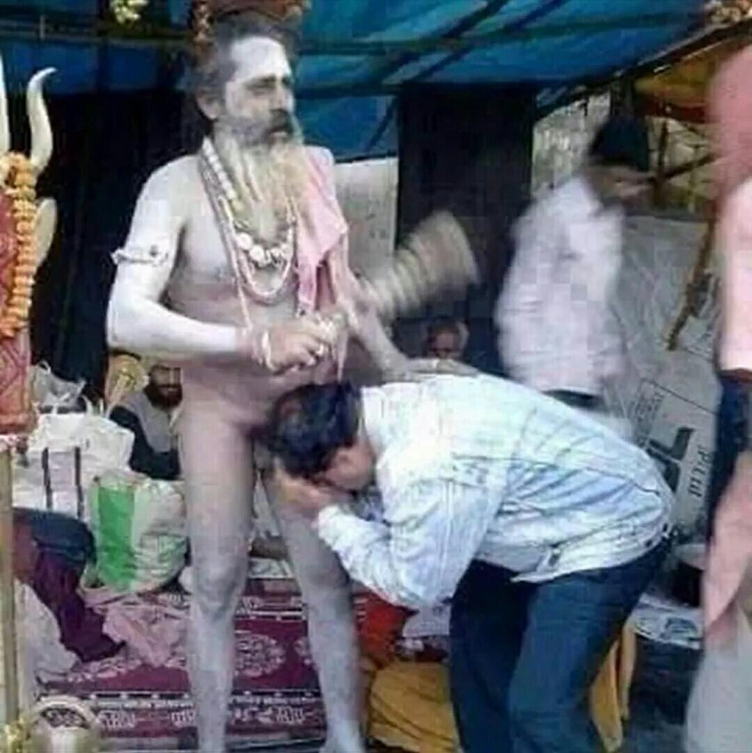 ass grab india