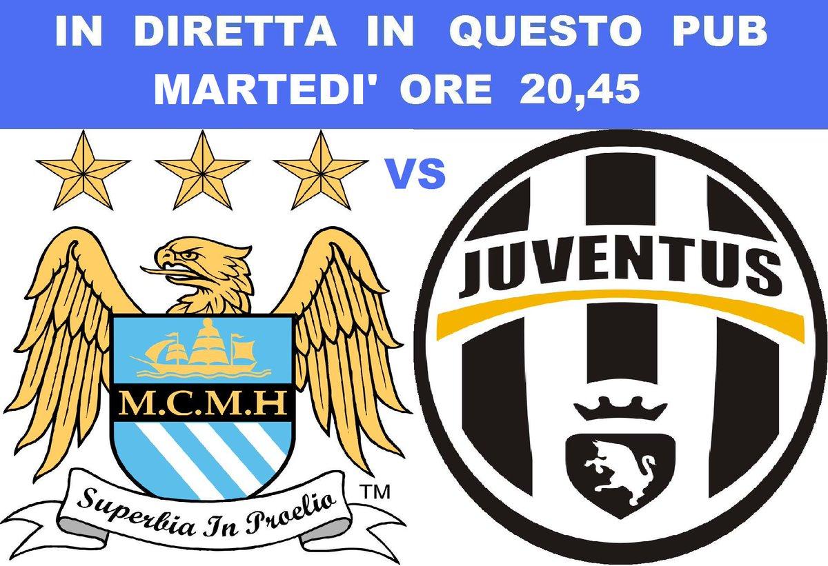 Manchester City vs Juventus Rojadirecta info Streaming Diretta Live Video.