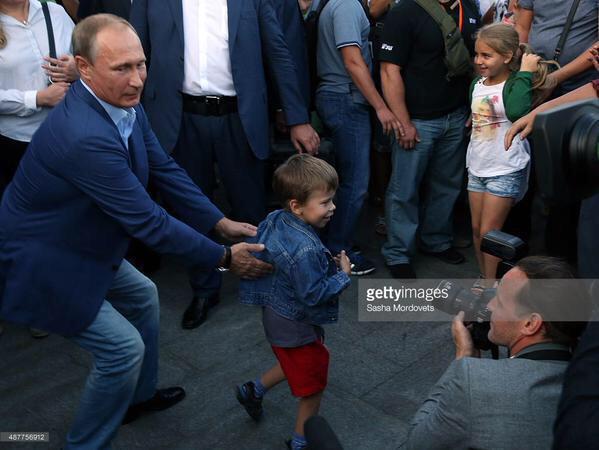Заявление Путина о налаживании отношений с Украиной - все равно что предложение Чикатило давать молоко детям, - посол в Австрии Щерба - Цензор.НЕТ 903