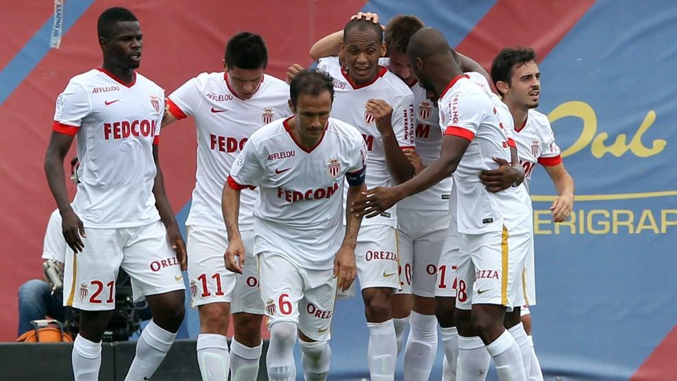 Video: Gazelec Ajaccio vs Monaco