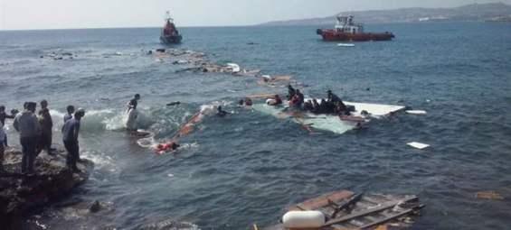 11 bambini e 4 neonati muoiono in un barcone naufragato sulle coste della Grecia