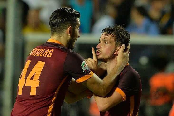ROMA-Barcellona 1-1 Video: Risultato rimontato da un magico gol di Florenzi.