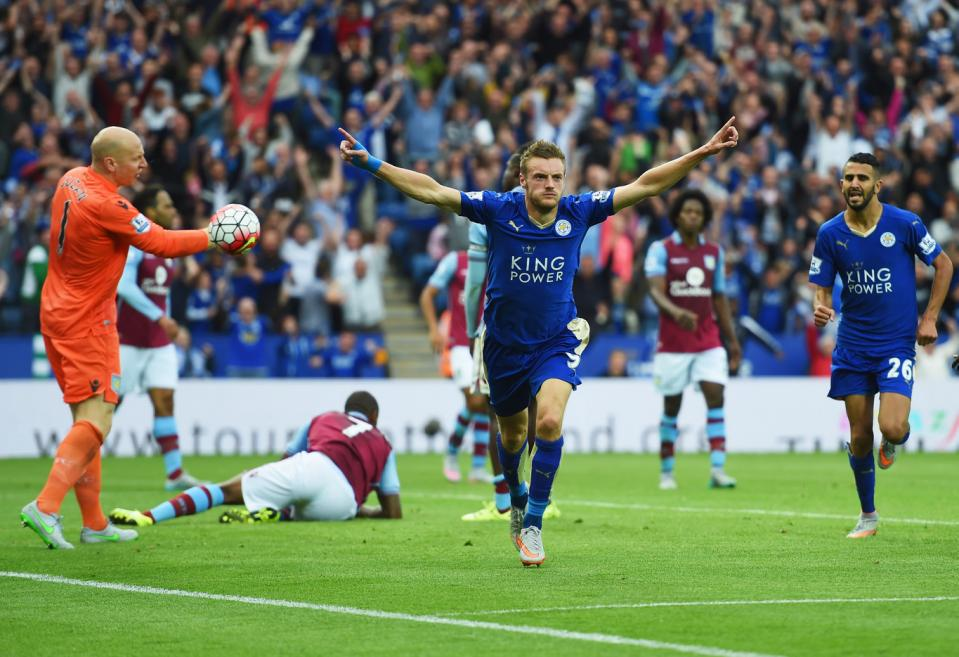 Video: Leicester City vs Aston Villa