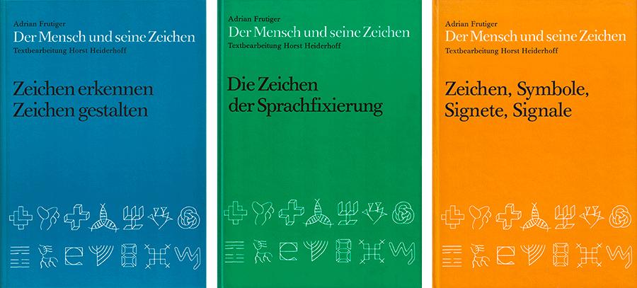 Adrian Frutiger: Der Mensch und seine Zeichen http://t.co/XAMD8TrDCB http://t.co/N96H6WQYV9
