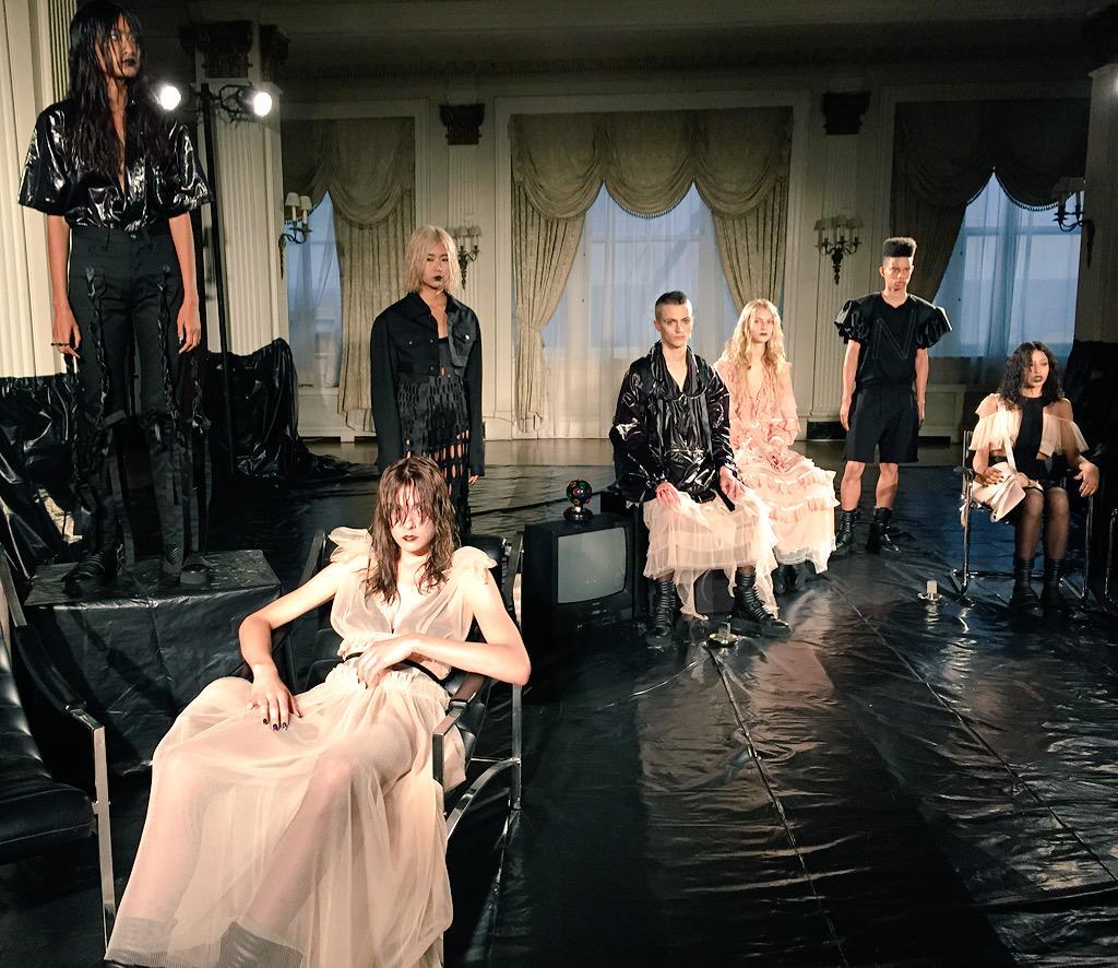 @DecodedLiz: A must @ #NYFW: @Formichetti's edgy and beautiful #NicoPanda collection @FashionweekNYC #nyfw2015 http://t.co/dPhuXisLkH