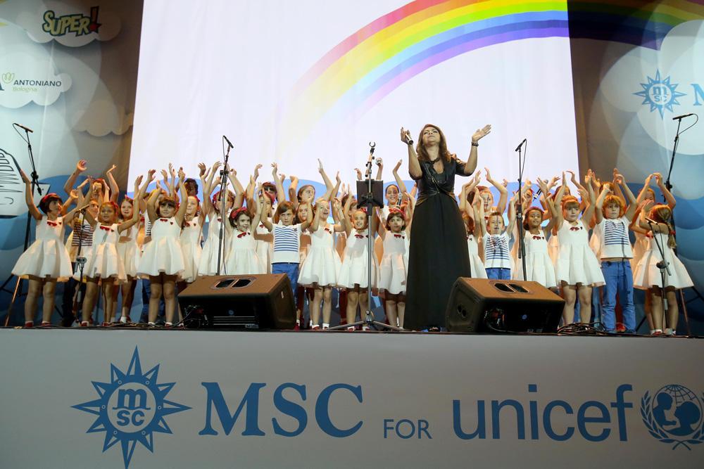 EXPO malnutrizione: MSC Crociere dona 4milioni di euro a Unicef