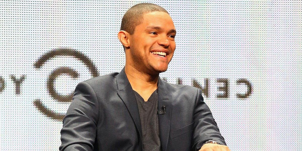 Comedy Central is open for Compact customers all week this week! @TrevorNoah will be there tomorrow night at 21:00! http://t.co/JrAQDa8az1