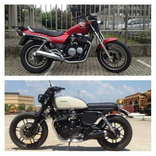 Iwasiam Honda Cb650 Nighthawk Special Scrambler Caferacer Anibamotorcyclespictwitter MPWfrp1i7Q